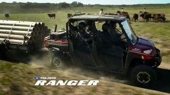 Polaris Factory Authorized Clearance TV Spot, 'Ranger Crew XP 1000' - Thumbnail 4