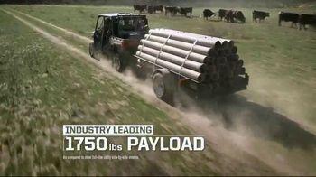 Polaris Factory Authorized Clearance TV Spot, 'Ranger Crew XP 1000' - Thumbnail 6