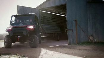 Polaris Factory Authorized Clearance TV Spot, 'Ranger Crew XP 1000' - Thumbnail 7