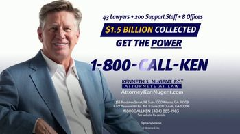 Kenneth S. Nugent: Attorneys at Law TV Spot, 'That Adds Up' - Thumbnail 10