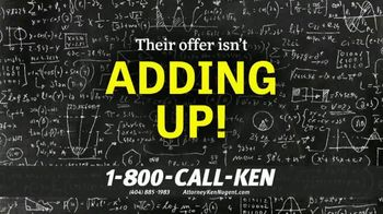 Kenneth S. Nugent: Attorneys at Law TV Spot, 'That Adds Up' - Thumbnail 2