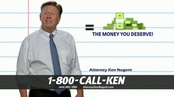 Kenneth S. Nugent: Attorneys at Law TV Spot, 'That Adds Up' - Thumbnail 4