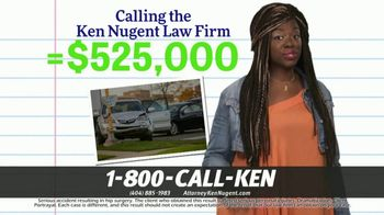 Kenneth S. Nugent: Attorneys at Law TV Spot, 'That Adds Up' - Thumbnail 6