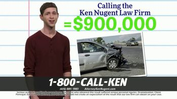 Kenneth S. Nugent: Attorneys at Law TV Spot, 'That Adds Up' - Thumbnail 7