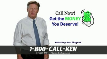 Kenneth S. Nugent: Attorneys at Law TV Spot, 'That Adds Up' - Thumbnail 9
