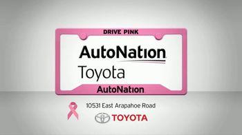 AutoNation Toyota TV Spot, 'Drive Pink: 2018 RAV4' Song by Andy Grammer - Thumbnail 9