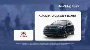 AutoNation Toyota TV Spot, 'Drive Pink: 2018 RAV4' Song by Andy Grammer - Thumbnail 6
