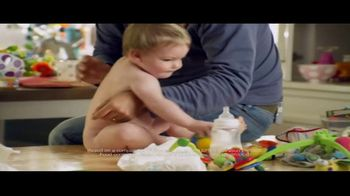 Clorox Disinfecting Wipes TV Spot, 'Wooden Surfaces: Baby' - Thumbnail 6