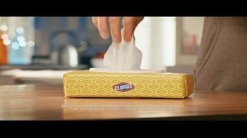 Clorox Disinfecting Wipes TV Spot, 'Wooden Surfaces: Baby' - Thumbnail 7