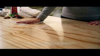 Clorox Disinfecting Wipes TV Spot, 'Wooden Surfaces: Baby' - Thumbnail 8