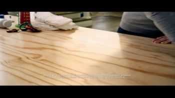 Clorox Disinfecting Wipes TV Spot, 'Wooden Surfaces: Baby' - Thumbnail 9