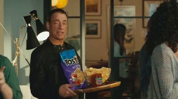 Tostitos TV Spot, 'Pep Talk' Featuring Jean-Claude Van Damme