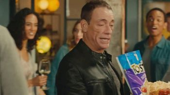 Tostitos TV Spot, 'Pep Talk' Featuring Jean-Claude Van Damme - Thumbnail 2