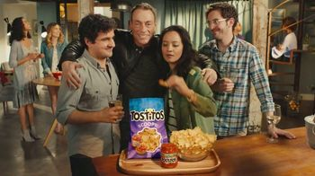 Tostitos TV Spot, 'Pep Talk' Featuring Jean-Claude Van Damme - Thumbnail 5
