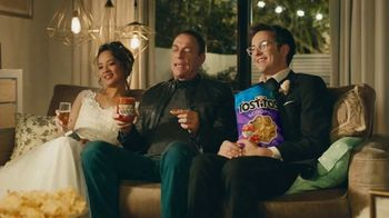 Tostitos TV Spot, 'Pep Talk' Featuring Jean-Claude Van Damme - Thumbnail 9