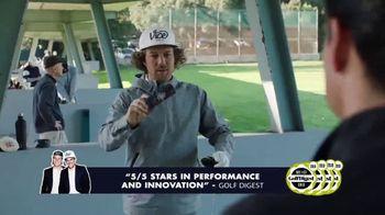 VICE Golf TV Spot, 'The Range Guy' Featuring Erik Lang - Thumbnail 4