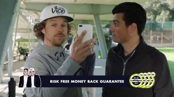 VICE Golf TV Spot, 'The Range Guy' Featuring Erik Lang