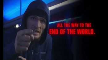 UFC 229 TV Spot, 'McGregor vs. Khabib: End of the World' - 22 commercial airings