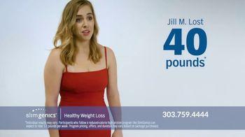 SlimGenics TV Spot, 'Jill' - Thumbnail 7