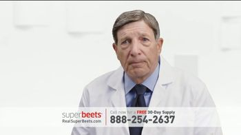 SuperBeets TV Spot, 'Less Energy Than You Used to Have' - Thumbnail 4