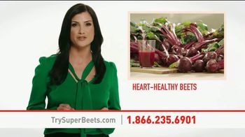 SuperBeets TV Spot, 'Natural and Healthy' Featuring Dana Loesch