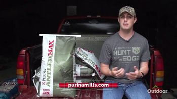 Purina AntlerMax TV Spot, 'Outdoor Channel: Anchor Point' Featuring Tyler Jordan - Thumbnail 9