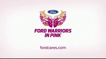 Ford Warriors in Pink TV Spot, 'Show Your Support' Featuring Lacey Chabert - Thumbnail 4