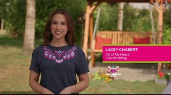 Ford Warriors in Pink TV Spot, 'Show Your Support' Featuring Lacey Chabert - Thumbnail 1