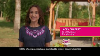 Ford Warriors in Pink TV Spot, 'Show Your Support' Featuring Lacey Chabert - Thumbnail 2