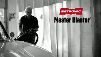 Metro Vac Master Blaster TV Spot, 'Tops' - Thumbnail 1