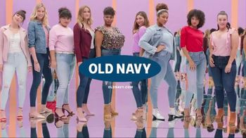 Old Navy Rockstar TV Spot, 'Say Hi to Rockstar With Secret-Slim Pockets' Song by Janelle Monáe - Thumbnail 10