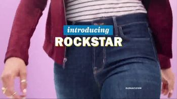 Old Navy Rockstar TV Spot, 'Say Hi to Rockstar With Secret-Slim Pockets' Song by Janelle Monáe - Thumbnail 2