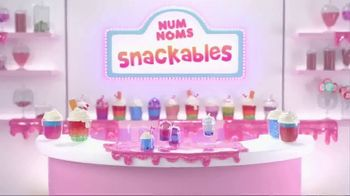 Num Noms Snackables Silly Shakes Maker TV Spot, 'Make Your Own Slime!' - Thumbnail 1