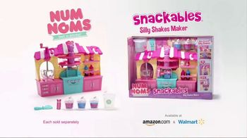 Num Noms Snackables Silly Shakes Maker TV Spot, 'Make Your Own Slime!' - Thumbnail 10