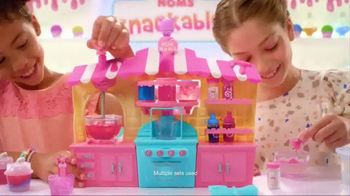 Num Noms Snackables Silly Shakes Maker TV Spot, 'Make Your Own Slime!' - Thumbnail 4