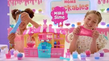 Num Noms Snackables Silly Shakes Maker TV Spot, 'Make Your Own Slime!' - Thumbnail 8