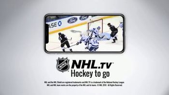 NHL.tv TV Spot, 'Crowd of One' - Thumbnail 10