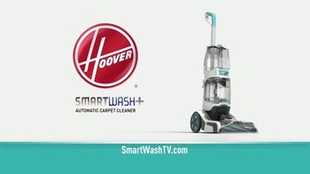 Hoover SmartWash TV Spot, 'Easy as Vacuuming' - Thumbnail 10