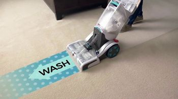 Hoover SmartWash TV Spot, 'Easy as Vacuuming'