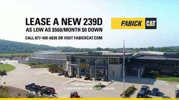 Cat 239D Compact Track Loader TV Spot, 'Growing Your Business' - Thumbnail 9