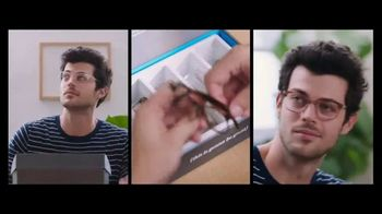 Warby Parker Home Try-On TV Spot, 'Happy Dance' - Thumbnail 6
