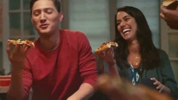 Pizza Hut $7.99 Large 2-Topping Pizza TV Spot, 'Coming for the Deal' - Thumbnail 6