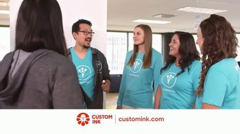 CustomInk TV Spot, \'Emily Testimonial\'