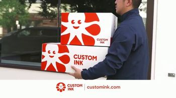 CustomInk TV Spot, 'Emily Testimonial' - Thumbnail 3