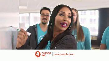 CustomInk TV Spot, 'Emily Testimonial' - Thumbnail 4