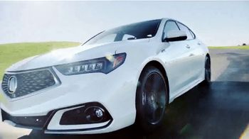 2019 Acura TLX TV Spot, 'Competition?' [T2] - Thumbnail 3
