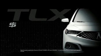 2019 Acura TLX TV Spot, 'Competition?' [T2] - Thumbnail 5
