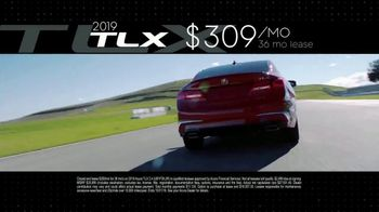 2019 Acura TLX TV Spot, 'Competition?' [T2] - Thumbnail 8
