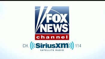 SiriusXM Satellite Radio TV Spot, 'Fox News'