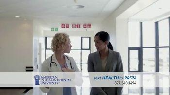 American InterContinental University TV Spot, 'Atlanta Healthcare Management' - Thumbnail 2